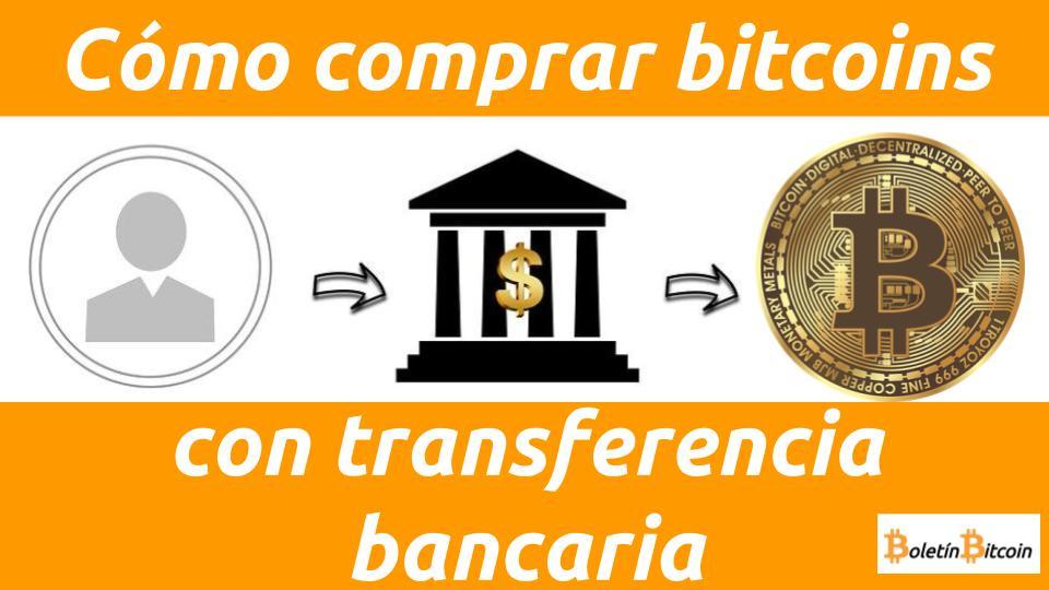 bitcoin al deposito bancario)