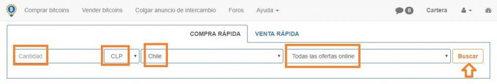 como comprar bitcoins en Uruguay en Localbitcoins