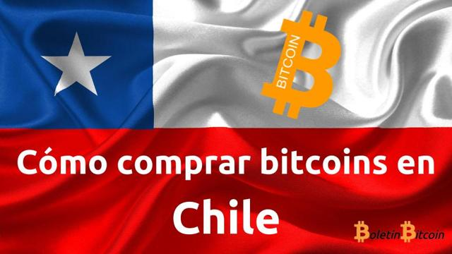 Cómo comprar bitcoins en Chile