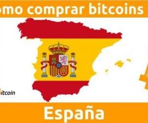 dónde y cómo comprar bitcoins en españa