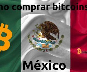 cómo comprar bitcoins en méxico