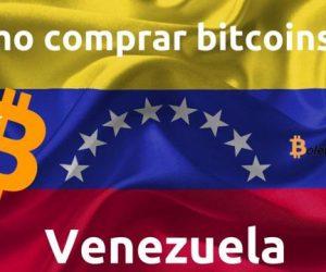 Dónde y cómo comprar bitcoins en Venezuela