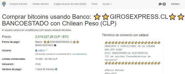 como comprar bitcoins en Uruguay con pesos o dólares