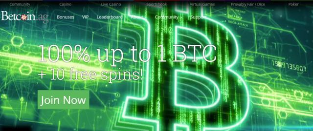 mejores páginas para ganar bitcoins gratis betcoin.ag