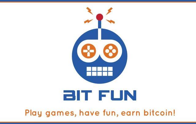 gana bitcoins jugando en bit fun