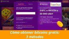 como obtener bitcoins gratis