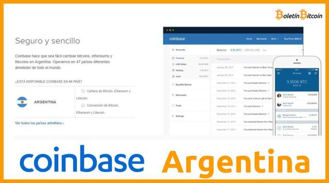 Coinbase Argentina Opiniones