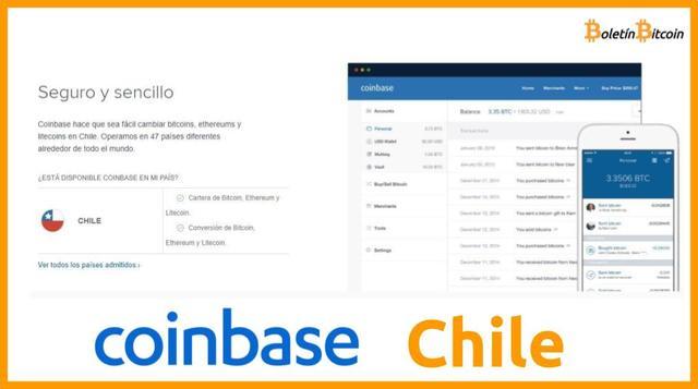 Coinbase Chile Opiniones 2019