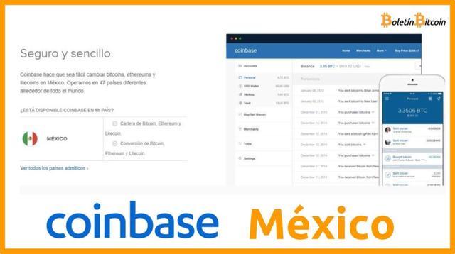 Coinbase México Opiniones 2019