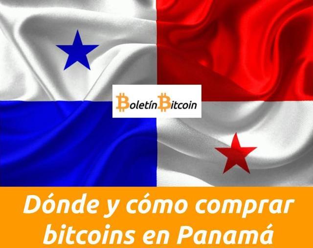 Dónde y cómo comprar bitcoins en Panamá: las mejores opciones
