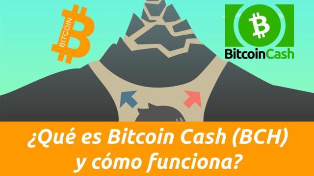 Qué es Bitcoin Cash y cómo funciona