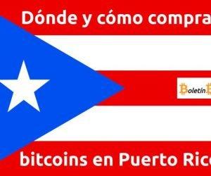 Como comprar bitcoins en Puerto Rico