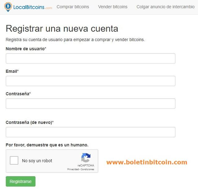 ganar dinero vendiendo bitcoins en localbitcoins