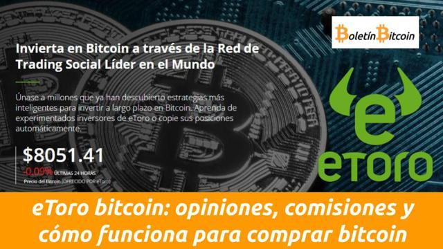 etoro bitcoin opiniones