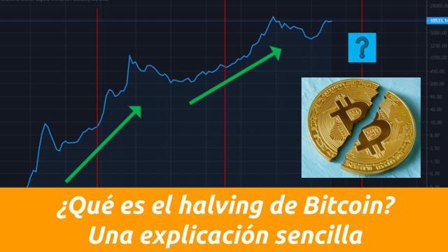 halving de bitcoin qué es