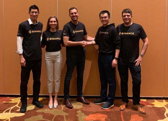 Acuerdo Binance y Settle Networks para crear Latamex, el nuevo intercambio fiat-cripto en América Latina