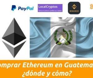 como comprar ethereum en guatemala