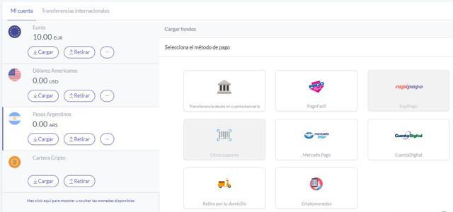 comprar ethereum en argentina con pesos argentinos y dólares