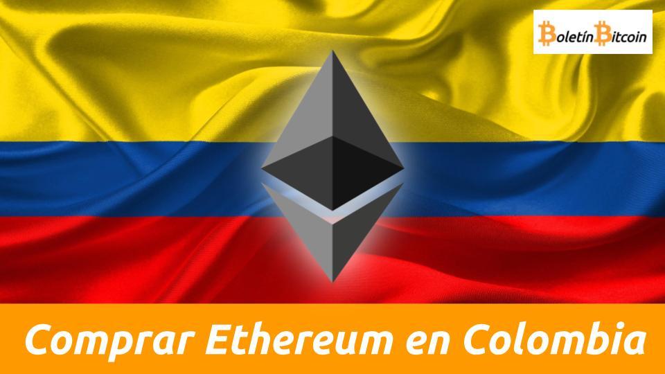 comprar ethereum en colombia