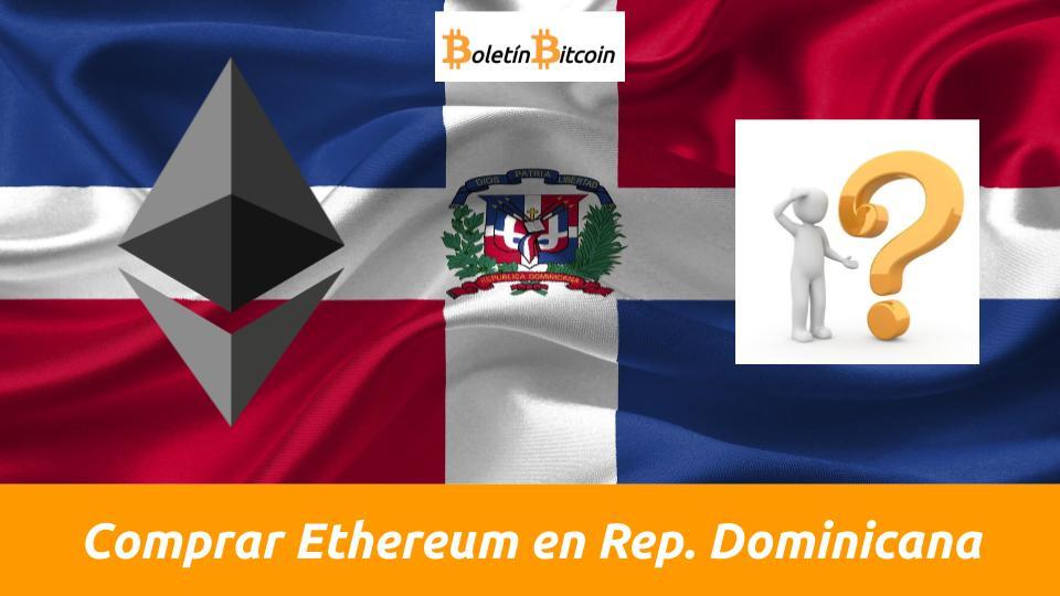 comprar ethereum en república dominicana