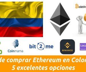 donde comprar ethereum en colombia