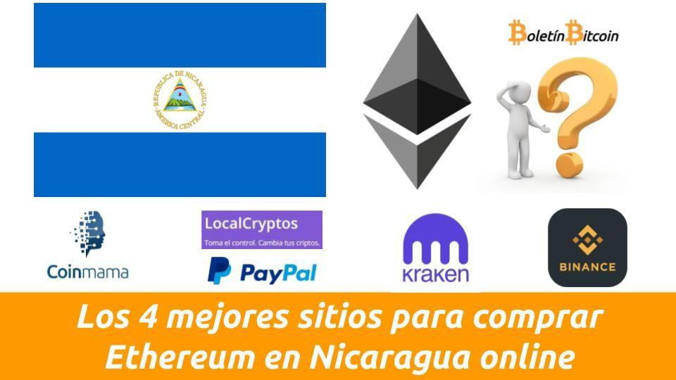 donde comprar ethereum en nicaragua online