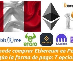 donde comprar ethereum en Perú