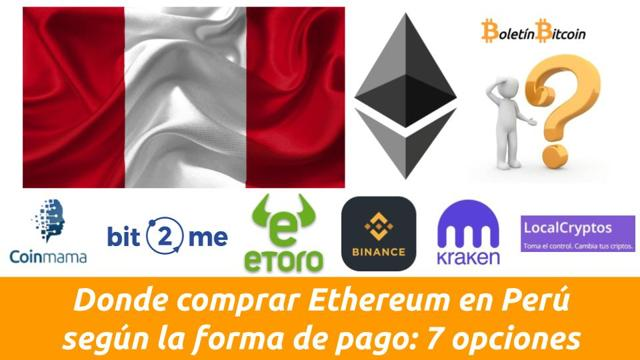 cryptocurrency exchanges available in peru