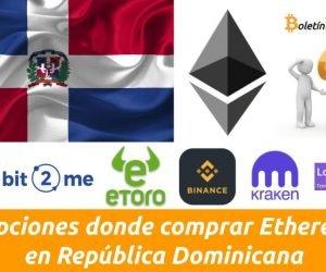 donde comprar ethereum en republica dominicana