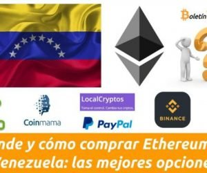 dónde y cómo comprar ethereum en venezuela