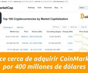 binance compra coinmarketcap