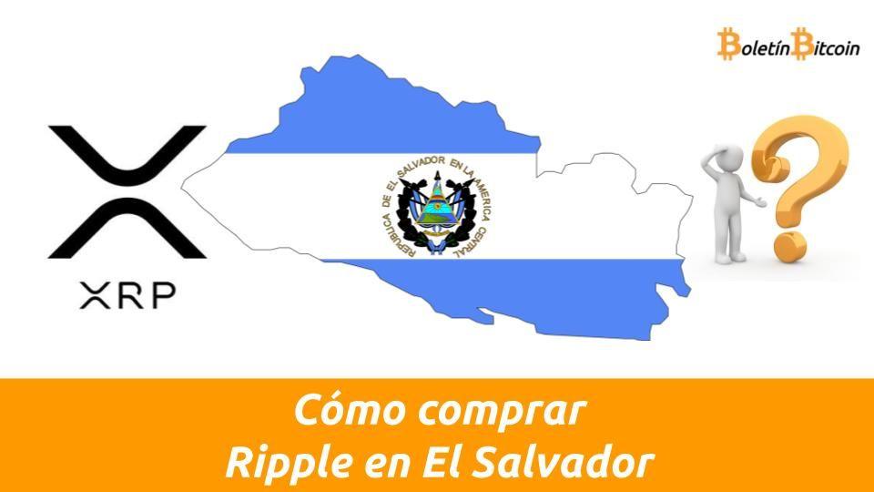 Como comprar Ripple en El Salvador