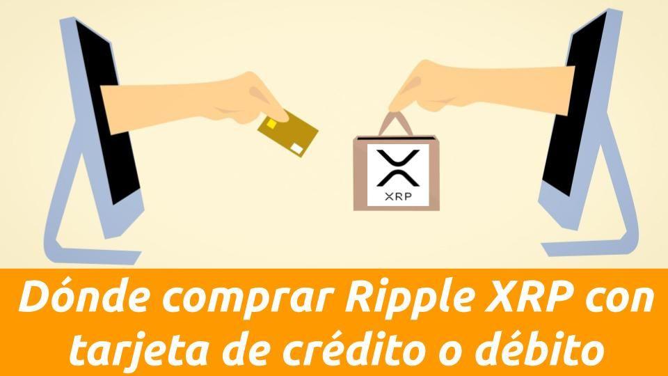 donde y como-comprar ripple con tarjeta de credito