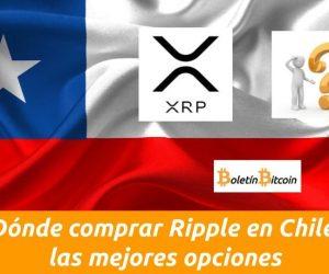 Dónde y como comprar ripple en Chile