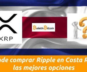Donde comprar Ripple en Costa Rica