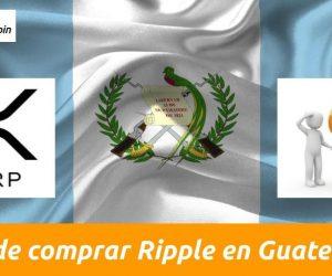 Mejores webs para comprar Ripple en Guatemala