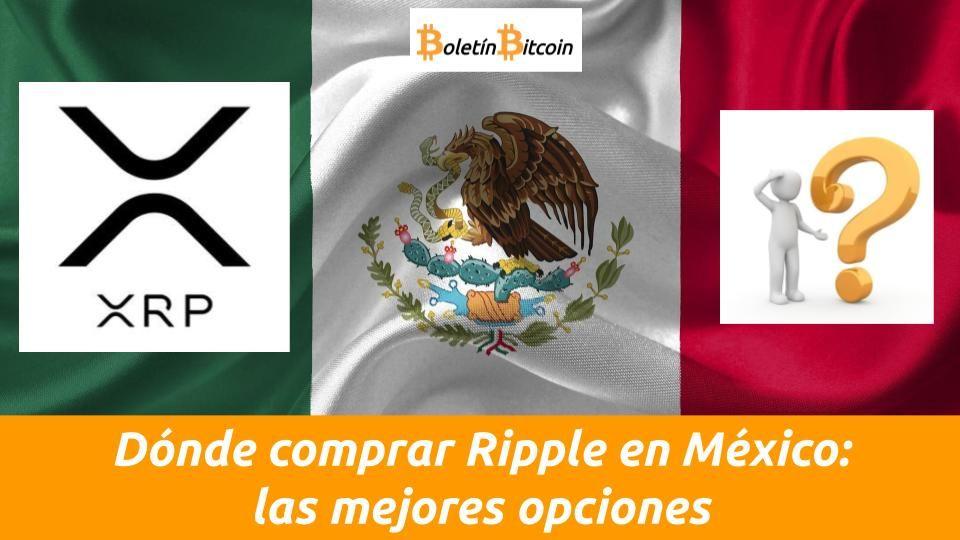 Donde comprar Ripple en México