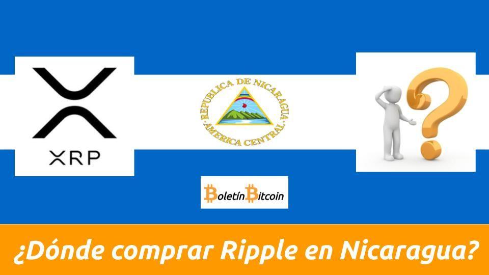 Donde comprar Ripple en Nicaragua