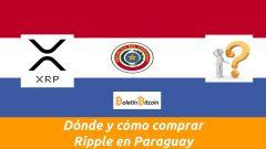 Donde comprar Ripple XRP en Paraguay