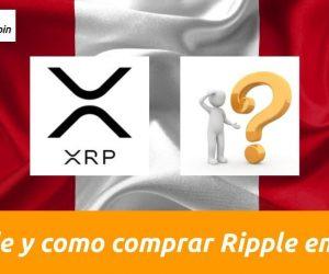 Donde y cómo comprar Ripple en Perú