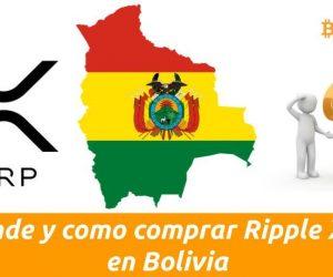 donde comprar ripple xrp en bolivia