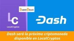 comprar dash en localcryptos venezuela