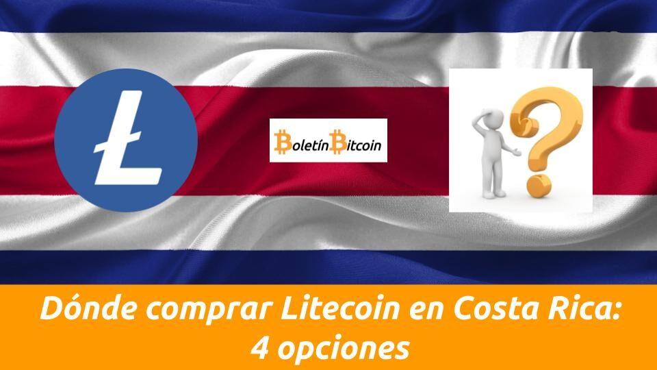 Como comprar Litecoin en Costa Rica