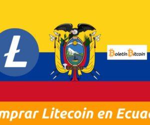 Como comprar Litecoin en Ecuador