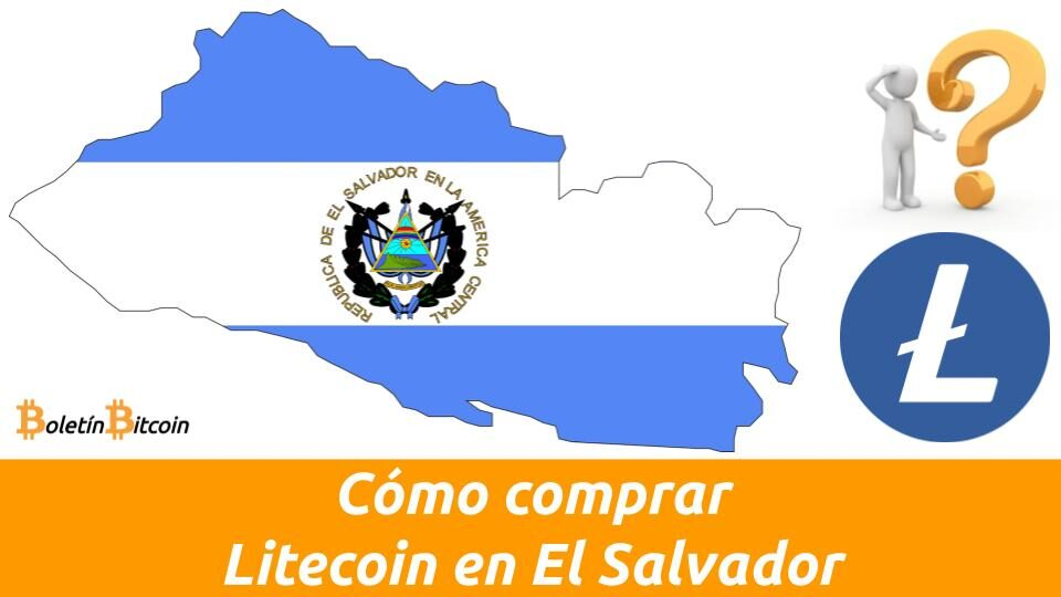 Como comprar Litecoin en El Salvador