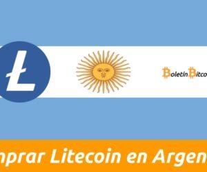 Comprar Litecoin en Argentina