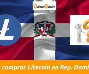 Donde comprar Litecoin en Republica Dominicana