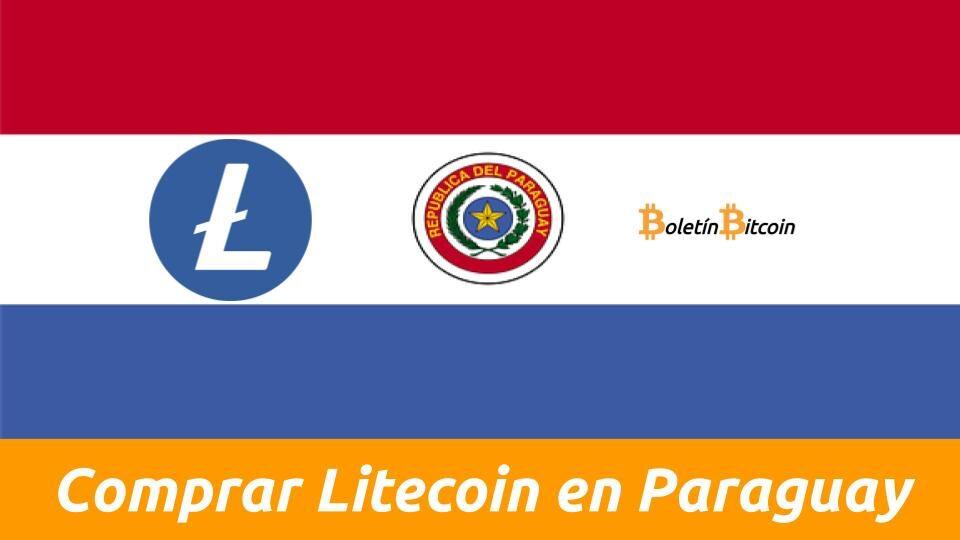 Como comprar Litecoin en Paraguay