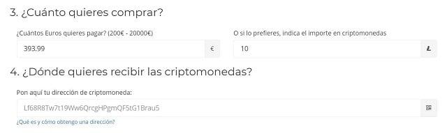 comprar litecoin desde uruguay en bit2me