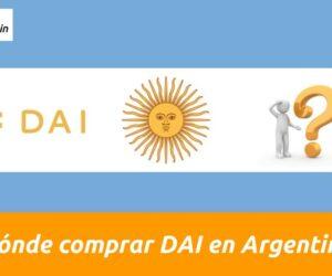 donde comprar DAI en Argentina
